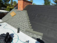 shingle roof residential