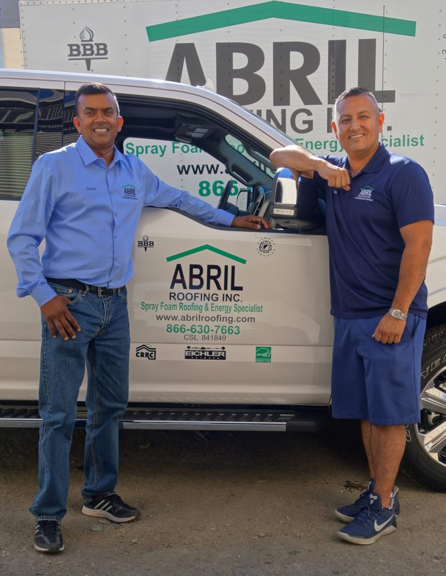 About Abril Roofing